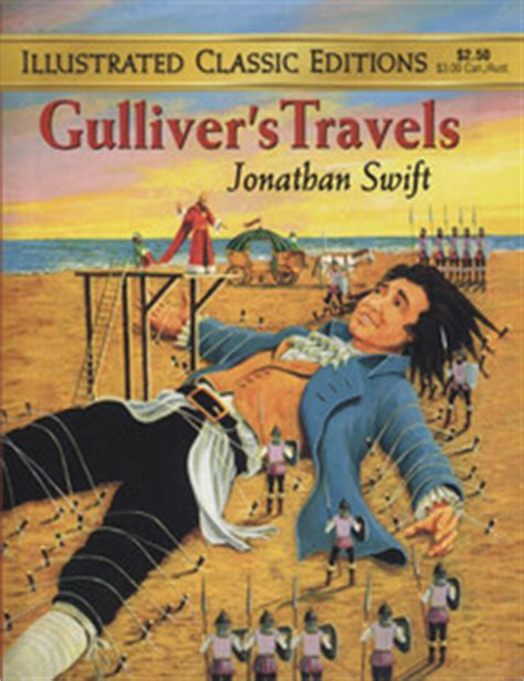 gulliver s travels books gullivers travels illustrated classic editions malvina g