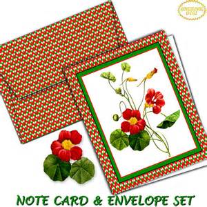 items similar to note cards matching envelopes a2 envelope and greeting card set