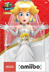 Amiibo Mario Wedding Mario Odyssey Series wedding amiibo figure by nintendo mario odyssey series