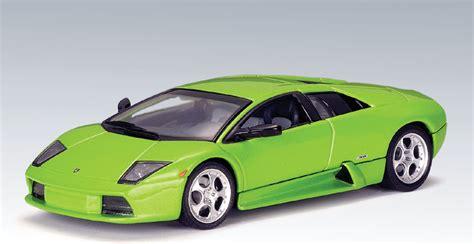 Metallic Green Lamborghini Autoart 2001 Lamborghini Murcielago Metallic Green