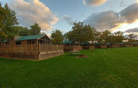 Geneva State Park Cabins by Top Cabin Stays In Ohio Active