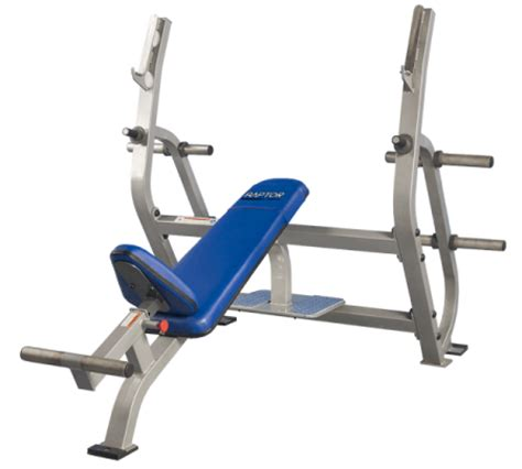 bench press spotter stand promaxima olympic incline bench press plr 100 total body experts