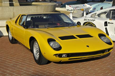 70s Lamborghini Auction Results And Data For 1970 Lamborghini Miura P400s