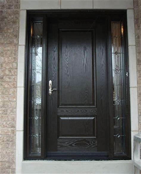Front Door Toronto Woodgrain Fiberglass Doors Windows And Doors Toronto
