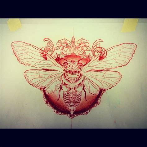 cicada tattoo 25 best ideas about cicada on