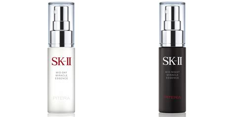 Sk Ii Mid Day Miracle Essence review sk ii mid day mid miracle essence tongue in chic