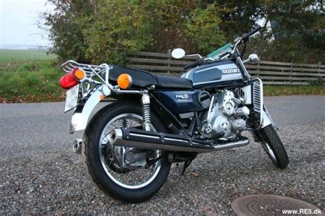 Suzuki Re5 Suzuki Re5 M A 497cc Rotary 1975 1976 Usa Information