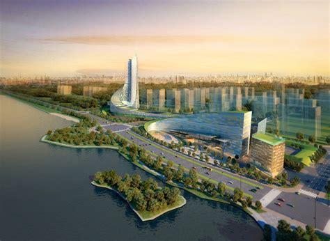 Galería de En Construcción: Anhui Broadcasting & TV Centre ...