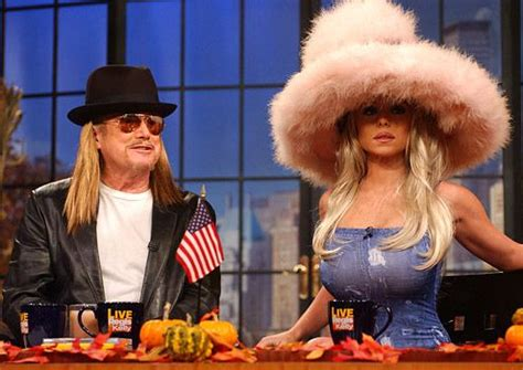 Kid Rock Was Of The Year While Pam Partied by Pam Kid Rock Decorations