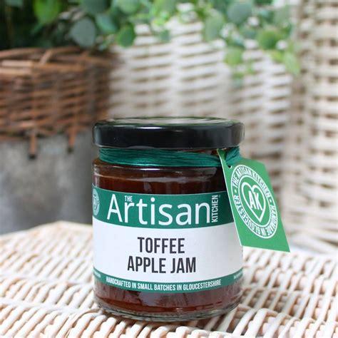 Jam Apple Original Artisan Toffee Apple Jam By The Artisan Kitchen Notonthehighstreet