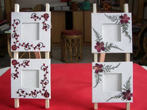 How To Make Handmade Frames For Pictures - handmade paper photo frame buy photo frame picture frame