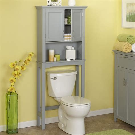 bathroom over the toilet cabinet 17 best ideas about over the toilet cabinet on pinterest