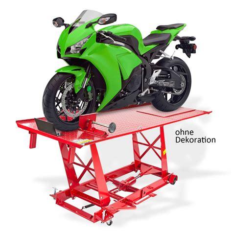 Motorrad Hebeb Hne Occasion by Motorradhebeb 252 Hne Hydraulisch Dhb1000 Bis 454kg