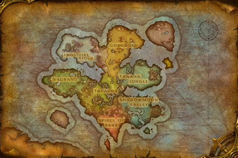 wow map warlords of draenor faq syrco owl