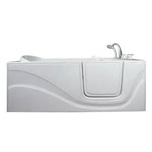 ella lay 5 ft x 30 in walk in air bathtub