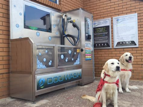 evolution dog wash