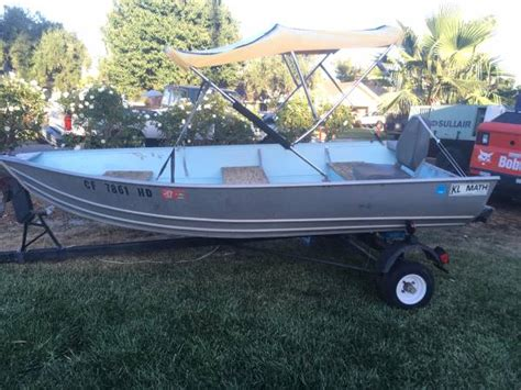 klamath aluminum boats for sale - Klamath Boat Bimini Top