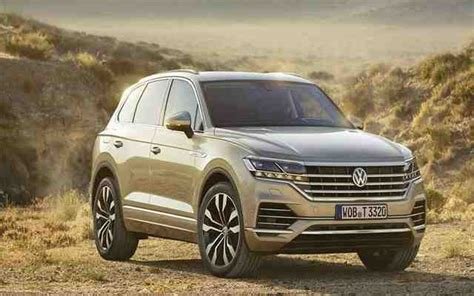 Volkswagen Touareg 2020 by New Volkswagen Touareg 2020 News Reviews