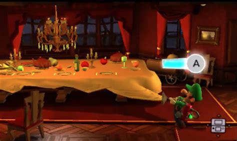 Luigi S Mansion A 4 Dining Room Dining Room Luigi S Mansion 2 Luigi S Mansion Fandom