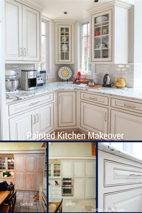Kitchen Cabinet Spray Paint Painted Cabinets Nashville Tn Before And After Photos