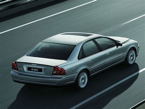 volvo s80 specifications 2005 volvo s80 technical specifications and data engine