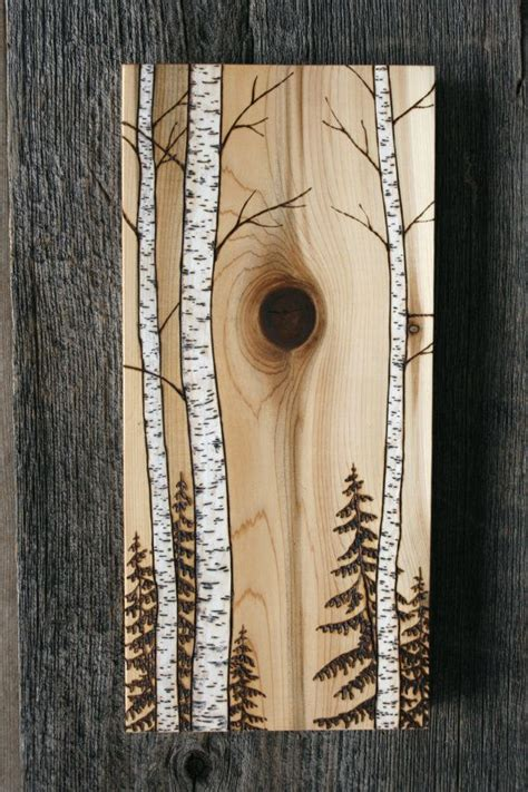 tree painted on wood ideas truly tantalizing and inspiring tree bored