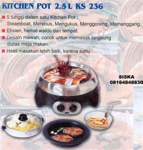 Rice Cooker Hamada solusi sico