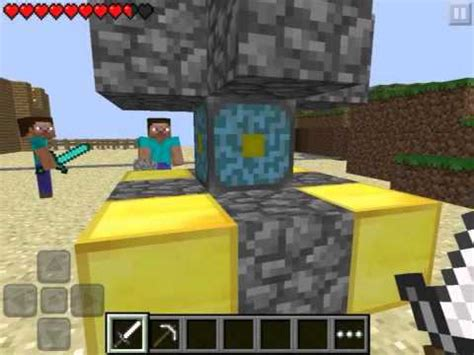 what pattern do you put the nether reactor in nether reactor core videolike