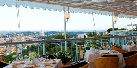 ristorante le terrazze roma i ristoranti con terrazza pi 249 belli di roma
