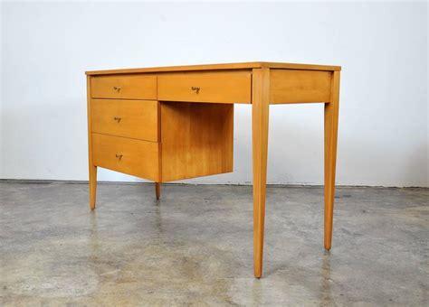 paul mccobb maple desk or vanity table at 1stdibs