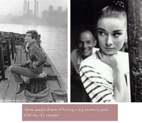 Hepburn Closet by Hepburn Quotes Closet Quotesgram