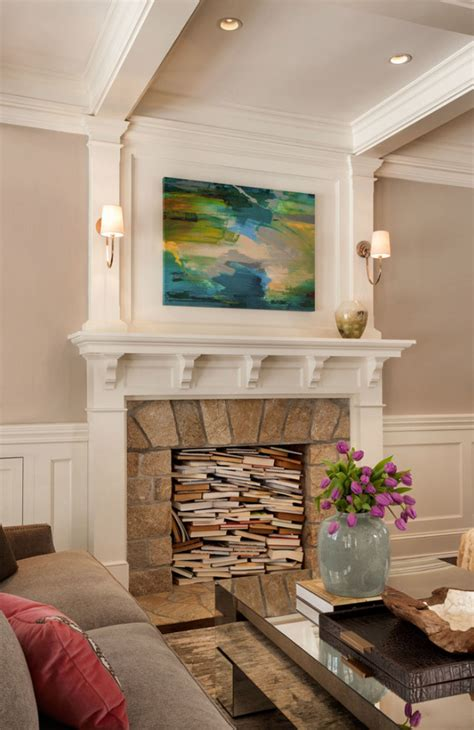 living room mantel ideas east coast inspired family home home bunch interior