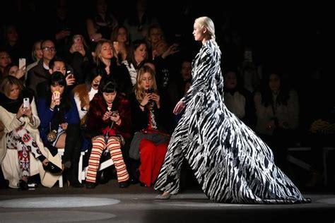 fashion news cnbc new york fashion week fall 2016 on the runway
