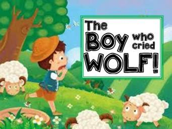 the boy who cried wolf picture book lesson modules