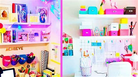 como ordenar y decorar mi cuarto 5 ideas diy para organizar y decorar tu cuarto youtube