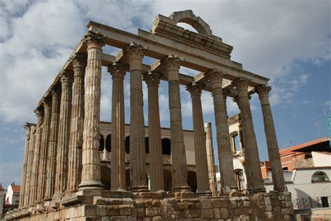 temple of diana evora portugal temple diana gerrynaughton