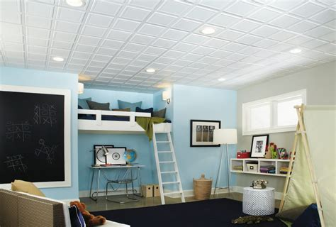 Residential Drop Ceiling Illuminated Ceiling Panels How To Hang Patio Curtains