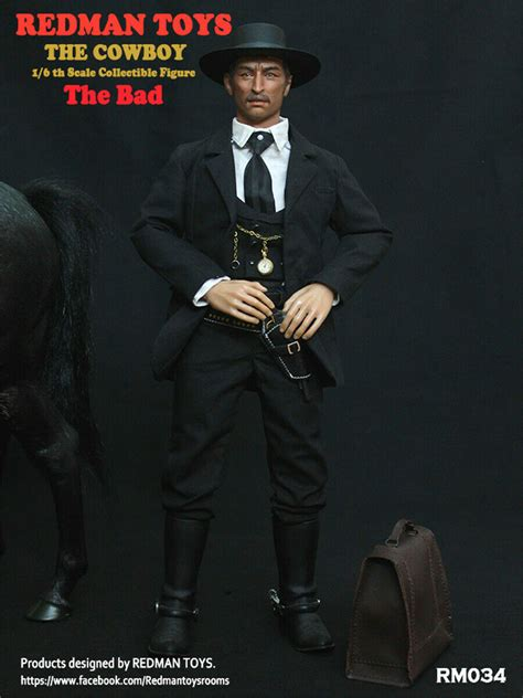 redman toys rm  cowboy  bad  fairway hobbies