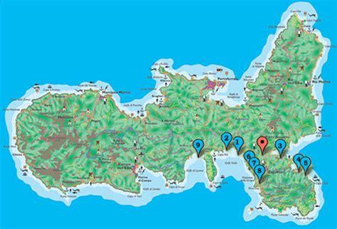lade da giardino da terra le spiagge isola d elba hotel da pilade a capoliveri