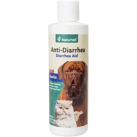 4 month puppy has diarrhea naturvet anti diarrhea for dogs cats 8 oz