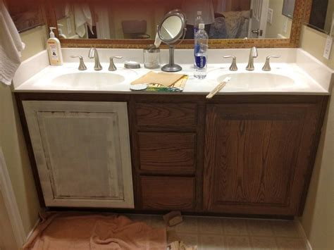 Diy Bathroom Vanity Save Money By Making Your Own Seek Diy Make Your Own Bathroom Vanity