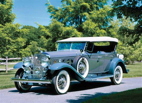 1930s Cadillac when the cadillac v 16 roamed the earth heacock classic