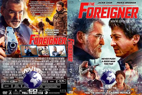 foreigner musique film h4211 the foreigner universcd