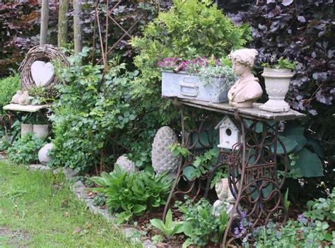 shabby style im garten deko ideen shabby chic f 252 r den garten jardins