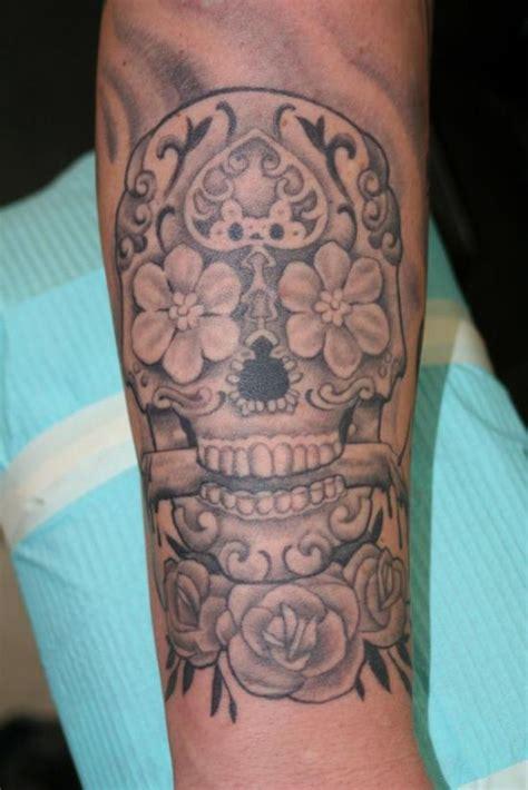 black and grey skull tattoo designs 51 ultimate sugar skull tattoos amazing tattoo ideas