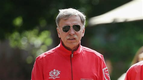 arsenal owner arsenal owner stan kroenke cleared out a public toilet so