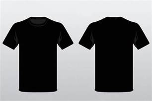 Black T Shirt Design Template by Weekly Freebies 20 Free T Shirt Design Templates Design