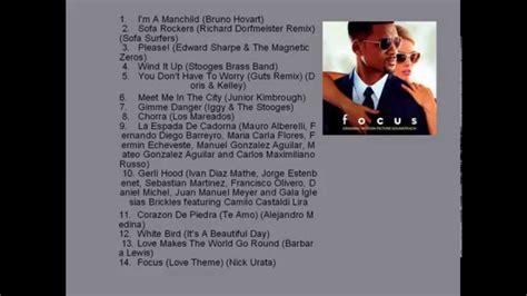 soundtrack film gie youtube focus movie official full soundtrack list youtube