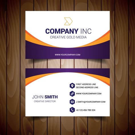 business card design free template business card template design vector free