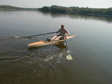 bow side of a rowing boat kayak or rowboat faster page 2
